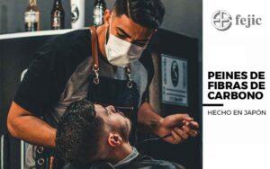 Fejic Japan, marca de utensilios de peluquería de alta calidad. ¡Los peines de carbono Fejic son lo más!