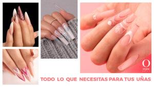 ORGANIC NAILS, Todo lo que necesitas para tus uñas