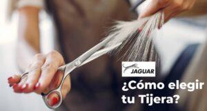 Tijeras de Peluquería Jaguar, calidad suprema