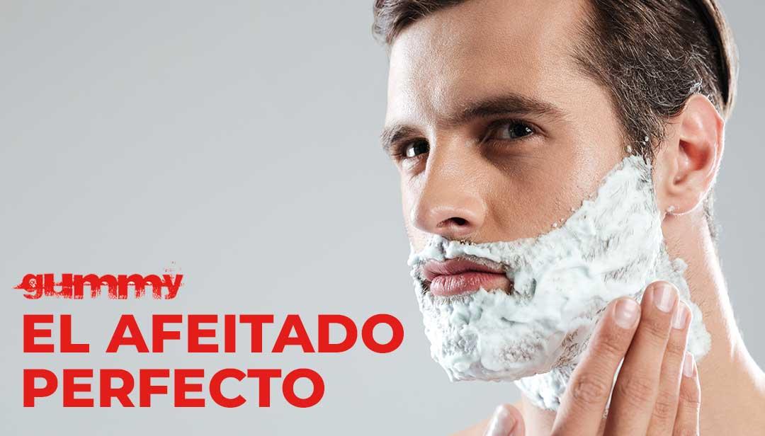 La guía definitiva para un afeitado perfecto con GUMMY