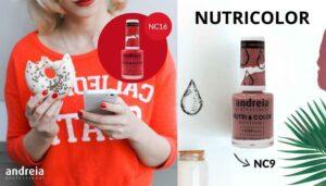 Nutrición y Color para tus uñas con NutriColor