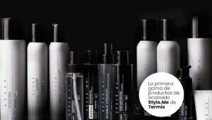 Termix Style.Me, línea de productos de acabado para tu cabello