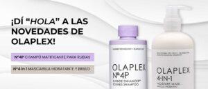 ¡Llega lo nuevo de OLAPLEX, no te lo pierdas!