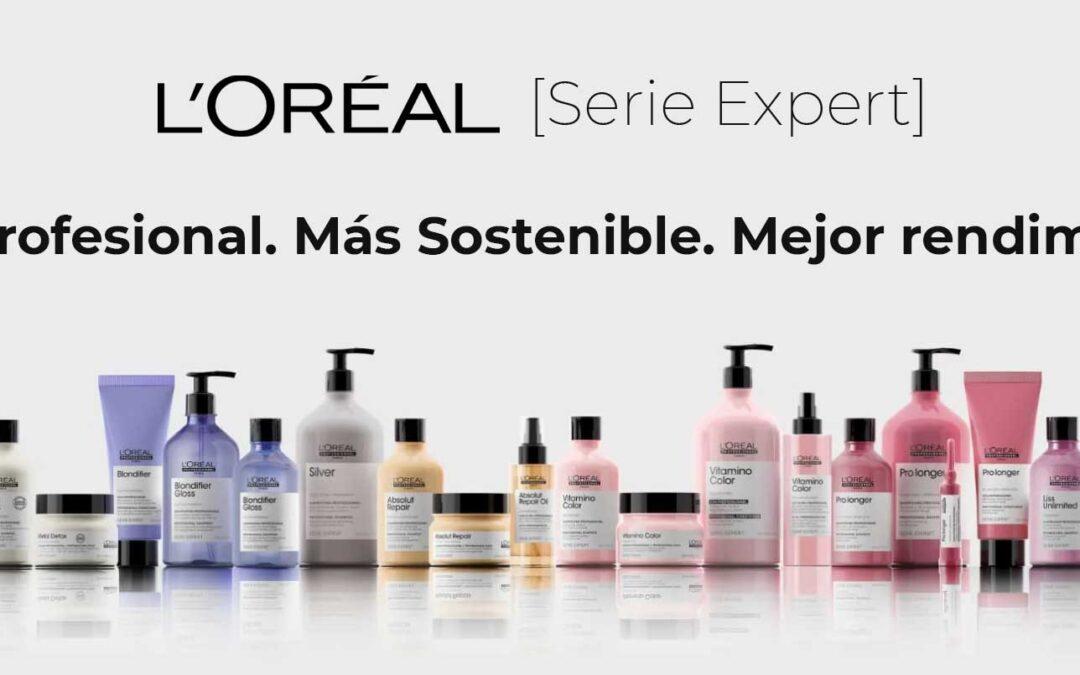 Compromiso ecológico y sostenible de L'Oréal con su Serie Expert
