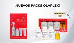 Nuevos packs de navidad de OLAPLEX