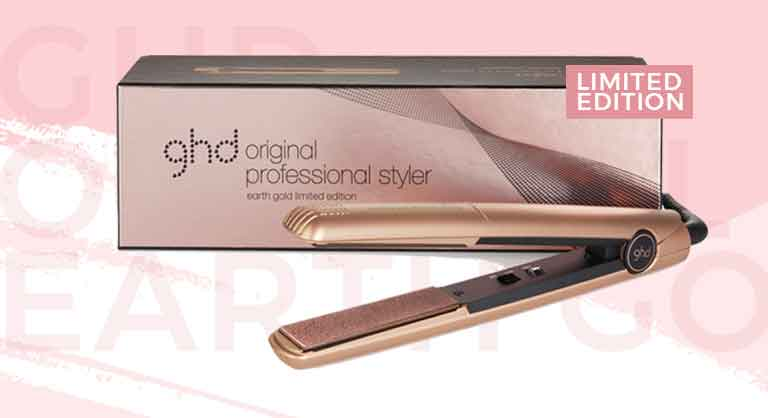 GHD EARTH GOLD